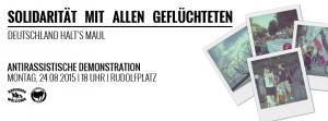 Banner_Heidenau-Demo-Koeln